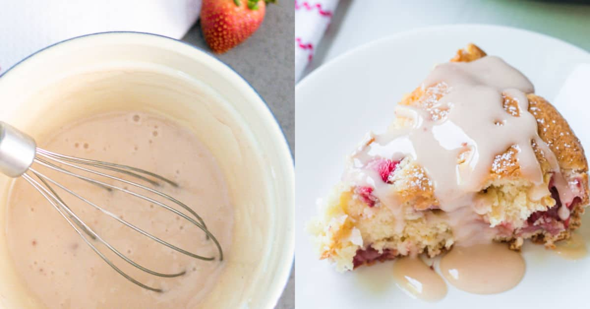 strawberry glaze recipe