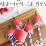 Patriotic Marshmallow Pops 600x900 holding firecracker pop in hand