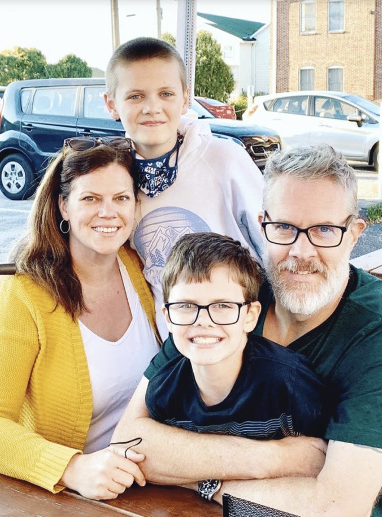 Updyke Family 2020