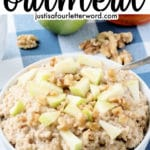 INSTANT POT OATMEAL RECIPE