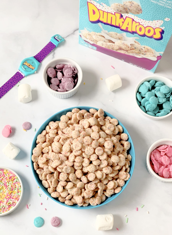 dunkaroos cereal clusters ingredients