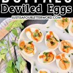 Buffalo Deviled Eggs Recipe