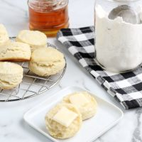 Homemade Bisquick biscuits