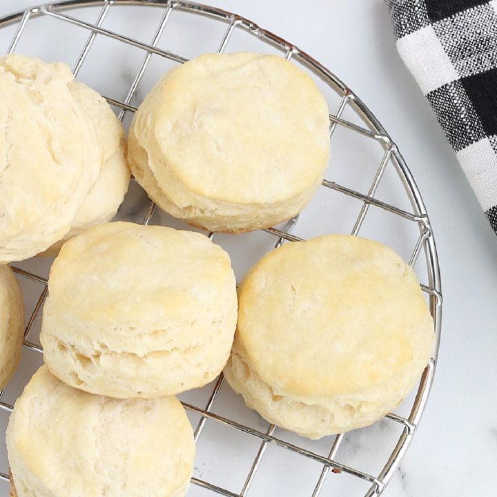 bisquick biscuits made from scratch