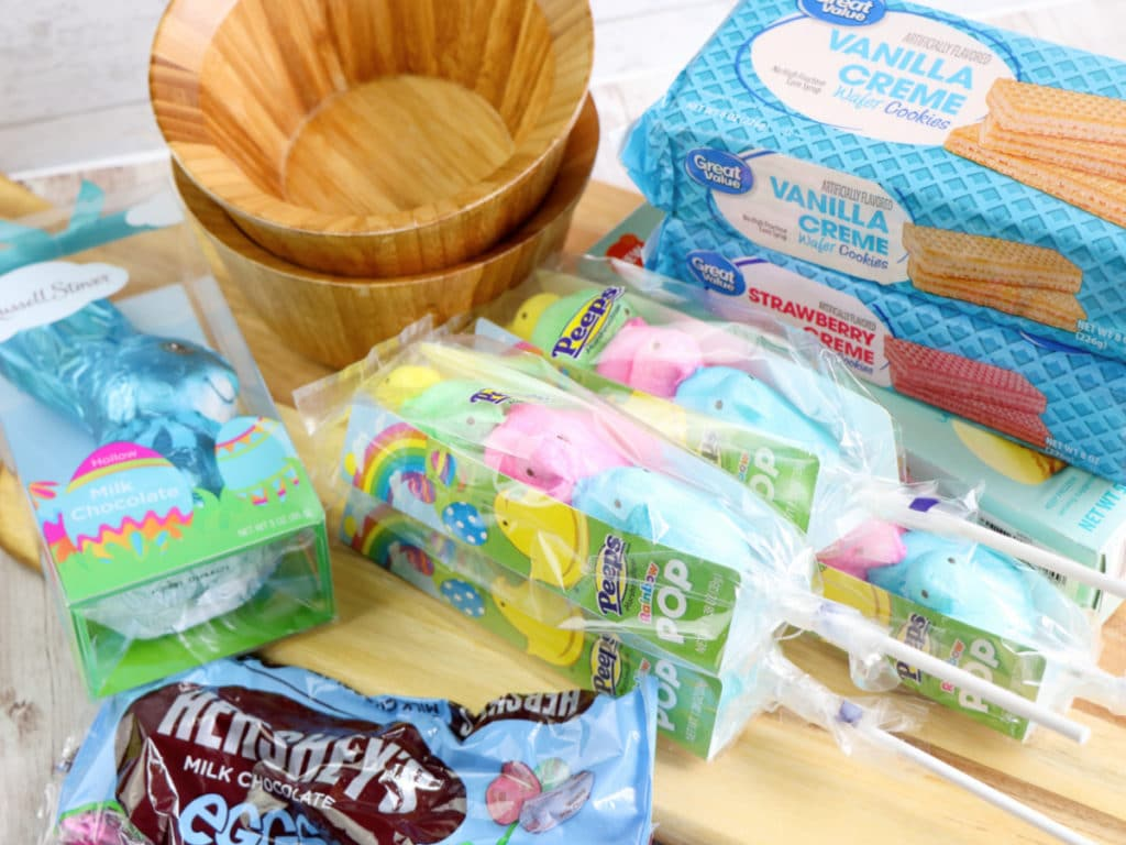 Easter Candy Board Packages