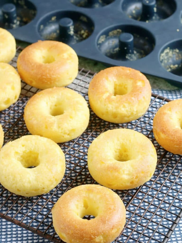 baked donuts without yeast