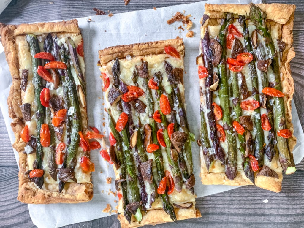 asparagus tart long slices (1)