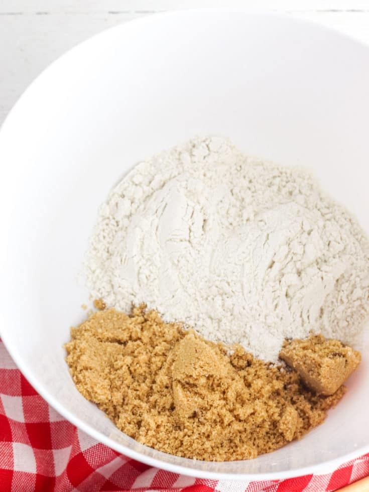 Apple Pie streusel topping mix