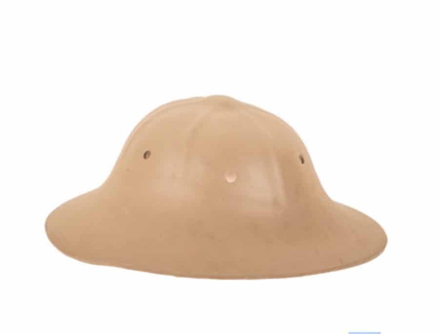 foam safari hat