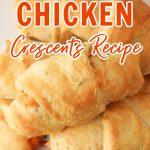 Buffalo Chicken Crescents (1)