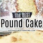 Pound cake recipe review