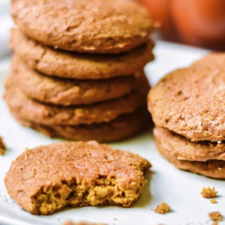 Pumpkin Spice Cake Mix Cookie Recipe