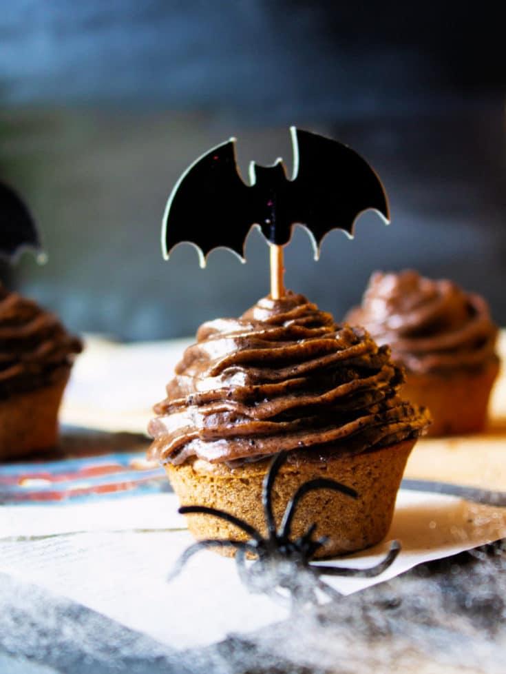 chocolate oreos cupcake recipe