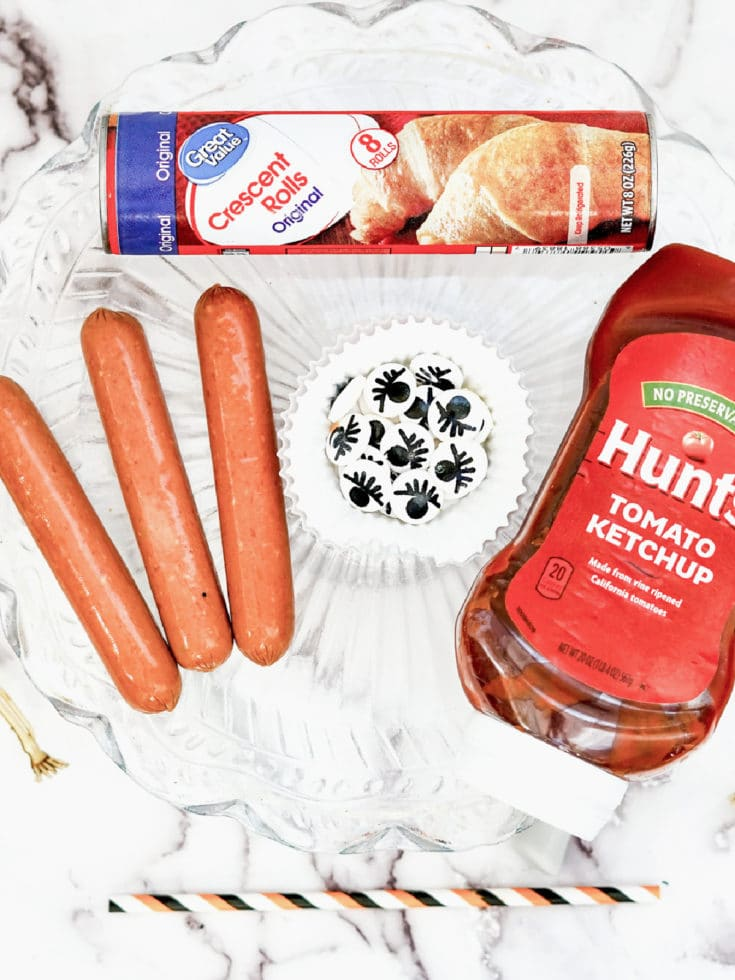 mummy dogs recipe ingredients