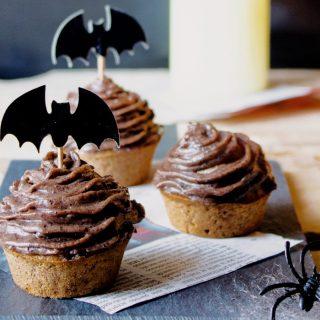 oreos cupcakes for halloween